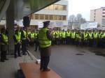 AEROPERS-Marsch für Zuverlässigkeit 09